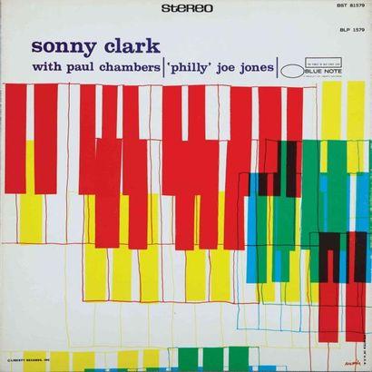 PIANO JAZZ MODERNE. Lot de 115 vinyles environ...