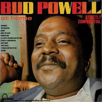 POWELL Bud. At Home. Fontana 688.318TL. E.O....