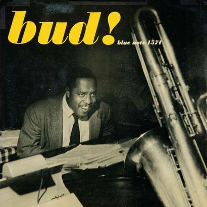 POWELL Bud. Bud! Blue Note1571 RVG, EAR,...