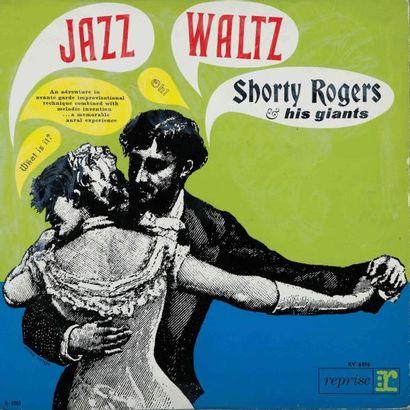 ROGERS Shorty. Lot de 14 vinyles dont le...