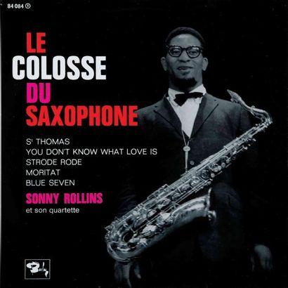 ROLLINS Sonny. Lot de 22 vinyles dont le...