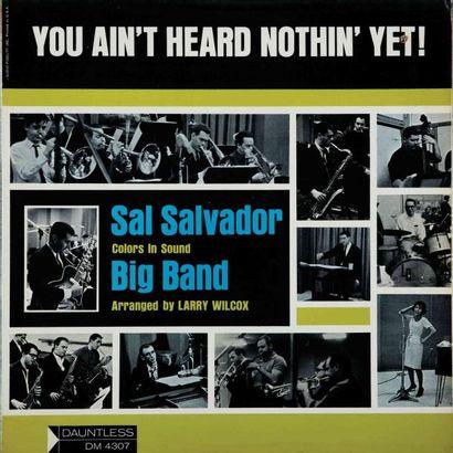 SALVADOR Sal. Lot de 15 vinyles dont le Bethlehem...