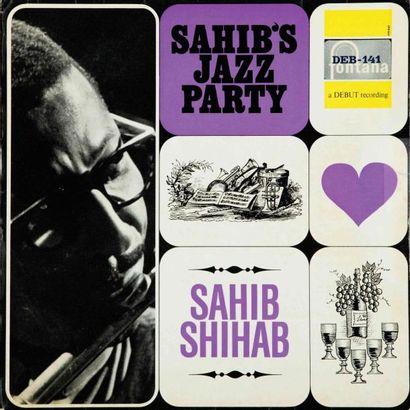 SHIHAB Sahib. Lot de 2 vinyles : Sahib's...