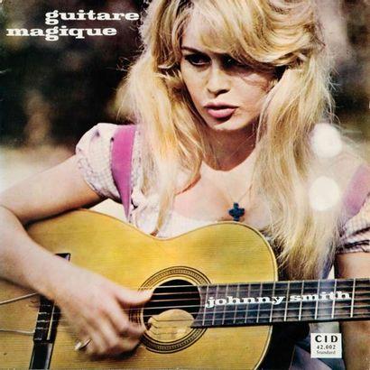 SMITH Johnny. Guitare Magique. CID 42.002...