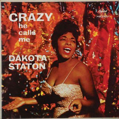 STANTON Dakota. Lot de 8 vinyles dont le...