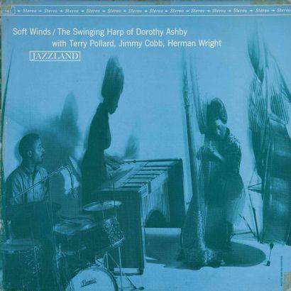 ASHBY Dorothy. Lot de 9 vinyles dont E.O. Riverside 961. E.O. et rééditions. 33T...