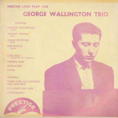 WALLINGTON George. Lot de 2 vinyles : The...