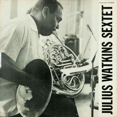 WATKINS Julius. Julius Watkins Sextet. Blue...