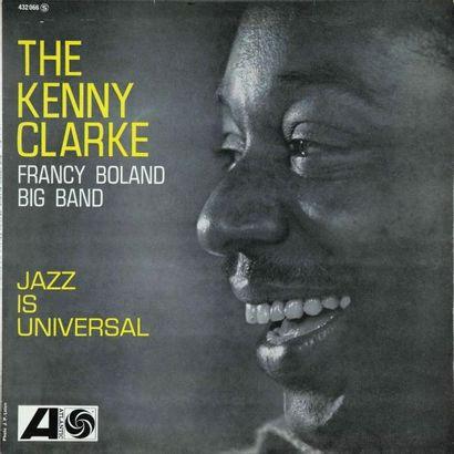 BIG BAND JAZZ MODERNE. Lot de 84 vinyles environ dont Gil Evans New Jazz 8215. E.O....