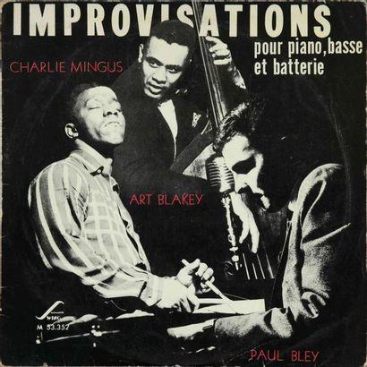 BLAKEY Art. Lot de 13 vinyles dont le E.O. Columbia CL 1040. E.O. et rééditions....