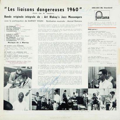 BLAKEY Art. Les Liaisons Dangereuses. Fontana 680.203. E.O. 33T 30 CM. Très belle...