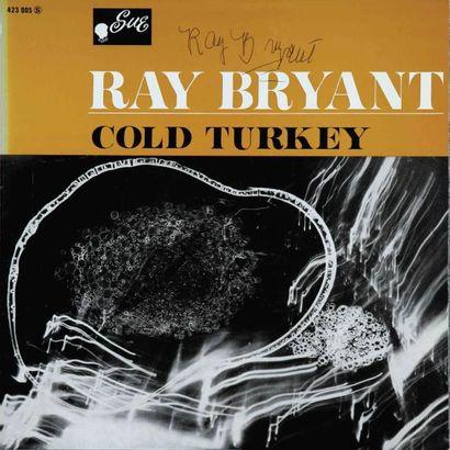 BRYANT Ray. Lot de 15 vinyles dont E.O. Sue...