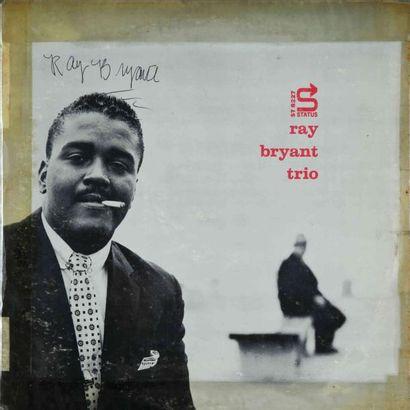 BRYANT Ray. Lot de 15 vinyles dont E.O. Sue records LP X16 E.O. et rééditions. 33T...
