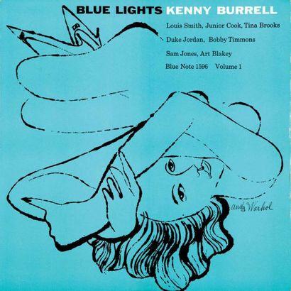 BURRELL Kenny. Blue Light. Blue Note 1596...