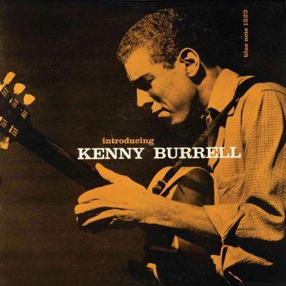 BURRELL Kenny. Introducing Blue Note 1523 RVG, EAR, DG, LEXINGTON. E.O. 33T 30 CM....