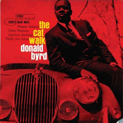 BYRD Donald. Lot de 15 vinyles dont Donald Byrd Play au Chat JAZZ O.P. rééditions...