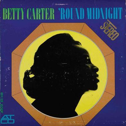 CARTER Betty. Lot de 11 vinyles dont le Peacock Plp90. E.O. et rééditions. 33T 30...