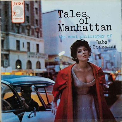 CHANTEURS DE JAZZ. Lot de 114 vinyles environ dont Babs Gonzalez Jaro 5000. E.O....