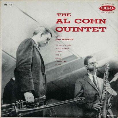 COHN Al. Lot de 15 vinyles dont le RCA mjm 1024. E.O. et rééditions. 33T 25 CM....