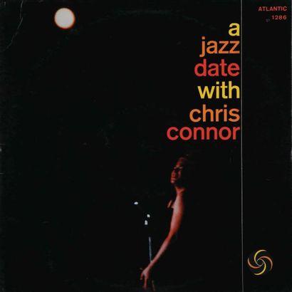 CONNOR Chris. Lot de 13 vinyles dont le Atlantic...