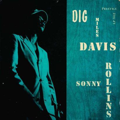 DAVIS Miles. Lot de 2 vinyles : Quintet/Sextet,...