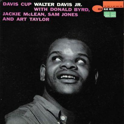 DAVIS Walter. Davis Cup Blue Note 4018 RVG,...