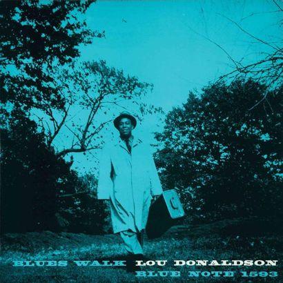 DONALDSON Lou. Lot de 12 vinyles dont le...