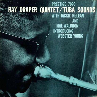 DRAPER Ray. The Ray Draper Quintet. New Jazz...
