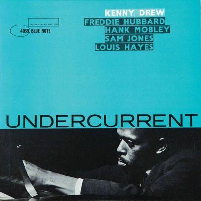 DREW Kenny. Undercurrent. Blue Note 4059...