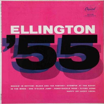 ELLINGTON Duke (BIG BAND). Lot de 14 vinyles...