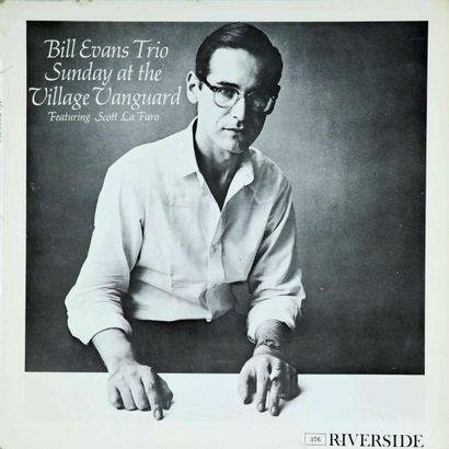 EVANS Bill. Lot de 16 vinyles rééditions...