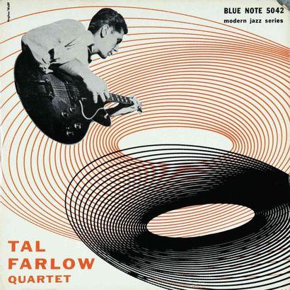 FARLOW Tal. Lot de 9 vinyles dont le E.O....