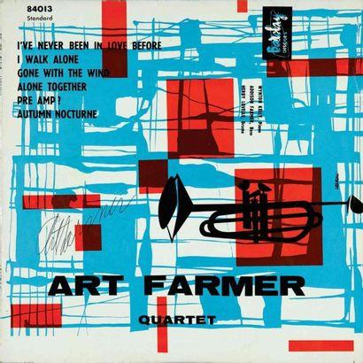 FARMER Art. Lot de 25 vinyles dont ABC Paramount...