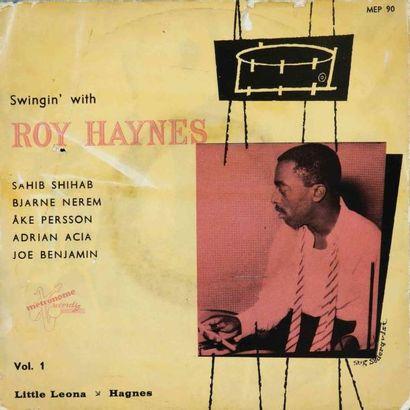FRENCH HORN. Lot de 19 vinyles dont le The...