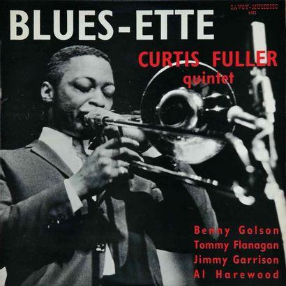 FULLER Curtis. Lot de 11 vinyles dont le...