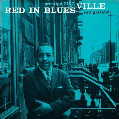 GARLAND Red. Lot de deux vinyles : Red in...