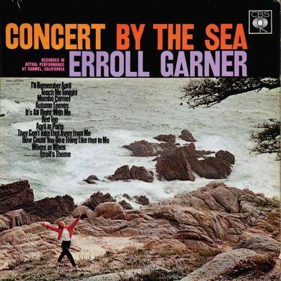GARNER Eroll. Lot de 10 vinyles dont l'E.O....