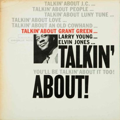 GREEN Grant. Lot de deux vinyles : Grant's...