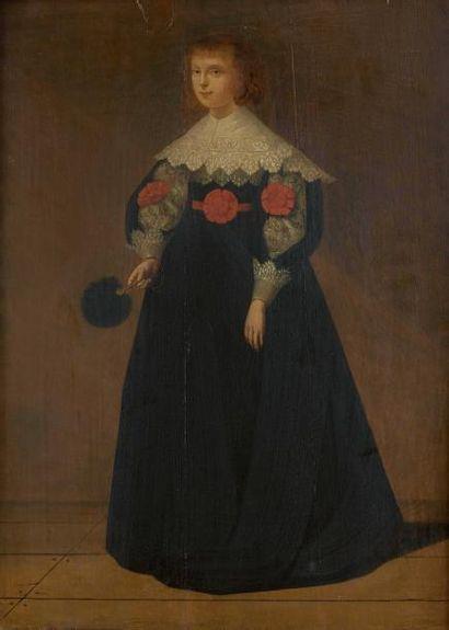 Attribué à Wybrand Van GEEST (1592-1659)...
