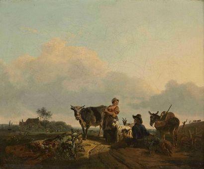 Jean-Louis DEMARNE (Bruxelles, 1744 - Paris,...