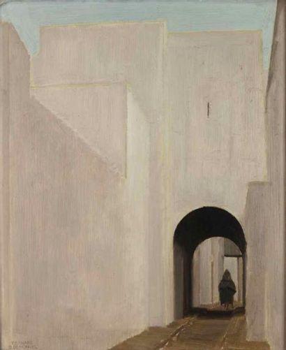 Bernard BOUTET DE MONVEL (1881-1949)  Rabat,...