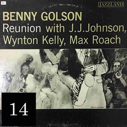 Benny GOLSON, Dexter GORDON, Wardell GRAY...