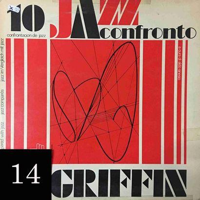 Johnny GRIFFIN, Stan GETZ : lot d'environ...