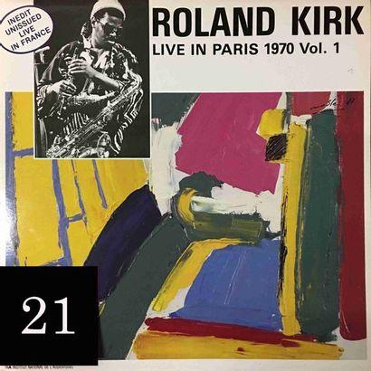 Bobby JASPAR, Roland KIRK, Wynton KELLY,...
