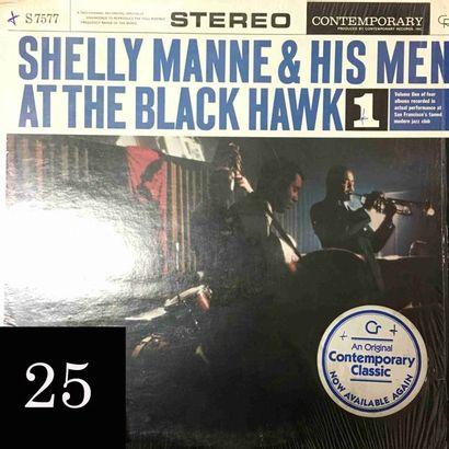 Warne MARSH , Shelly MANNE, Wes MONTGOMERY...