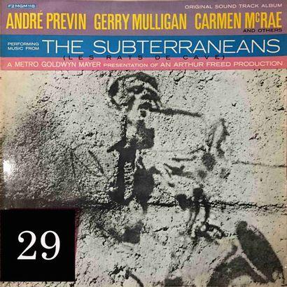 Gerry MULLIGAN : lot d'environ 30 vinyles...