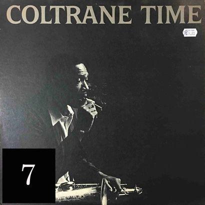 John COLTRANE : lot d'environ 87 vinyles...