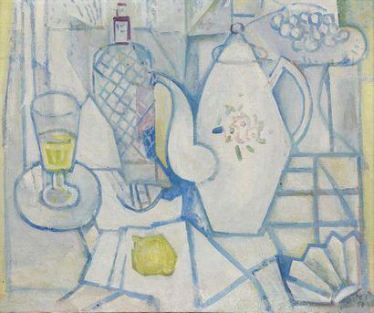 Francisco BORES (1898-1972) : Composition...