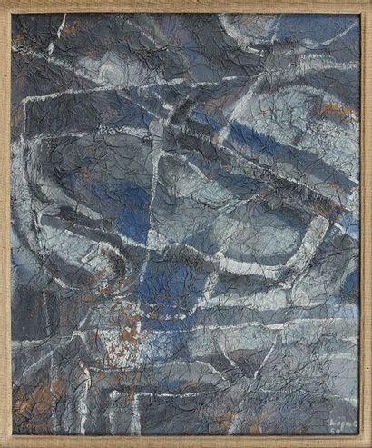 Ladislas KIJNO (1921-2012) : Composition...