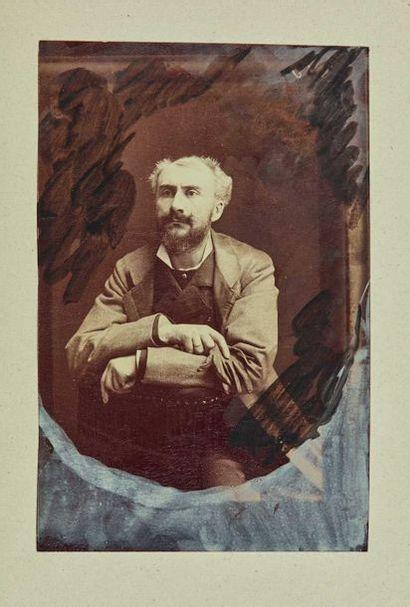 Félix BUHOT (1847-1898) : Burty (Ph.). F....